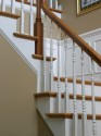 Bespoke-spindle-staircase