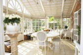 Traditional-wooden-conservatory